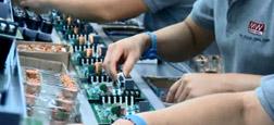 严格的生产工艺控制、防静电保护、全自动化SMT生产线