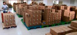 自动化的仓储物流管理,存储环境恒温恒湿