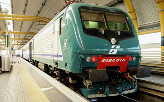 Inverter for Trenitalia's Projec