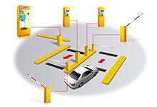 GST成功案例分享: 停车场折扣机及车牌辨识摄影机