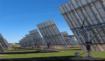 明纬标准电源应用于太阳能追踪系统(PV Tracking System)成功案例